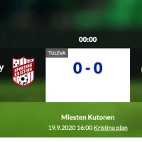 Sporting Kristina Academy - BK-48 Young Boys. Lördag 19.9 Kl. 16.00