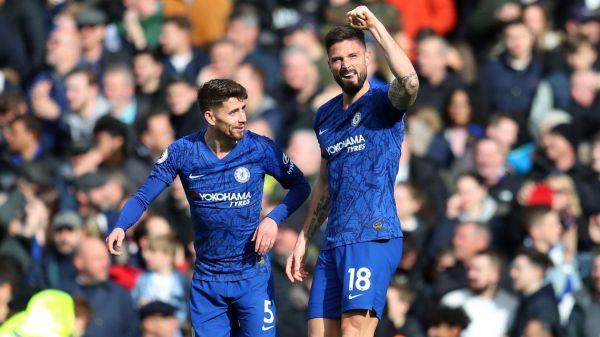 Chelsea 2-1 Tottenham report: Olivier Giroud inspires Chelsea victory
