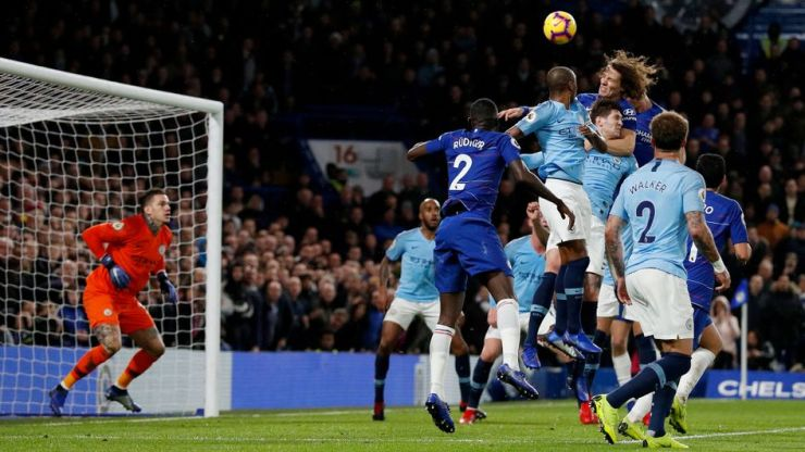 Image result for chelsea 2-0 manchester city  Sarri reveals the game plan Chelsea must follow to beat Manchester City 8347a0d3 d87b 49c9 b6bf f1f620c86a9b