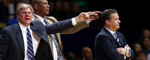 coach cal II the blame game