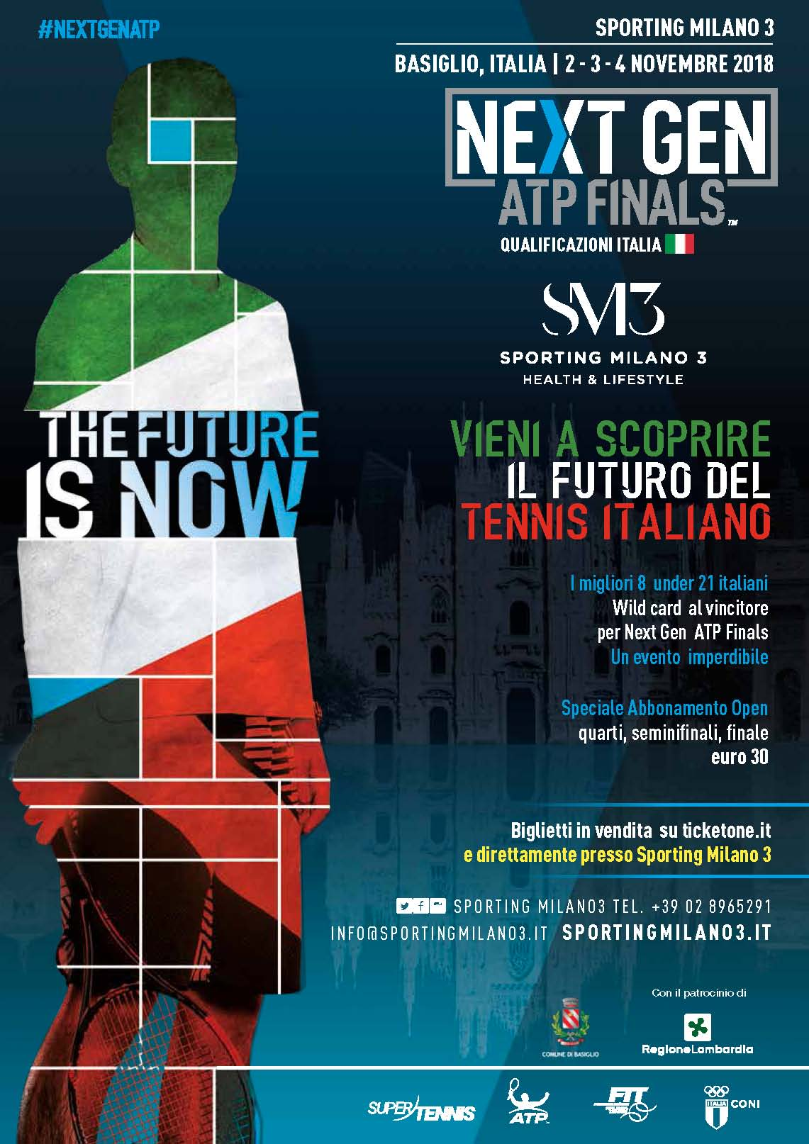 Next Gen Atp Finals 2018