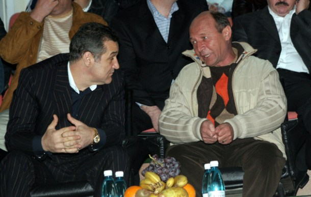Becagi si Basescu