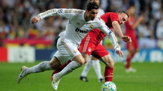 Cristiano Ronaldo şi Franck Ribery au probleme medicale înaintea Cupei Mondiale