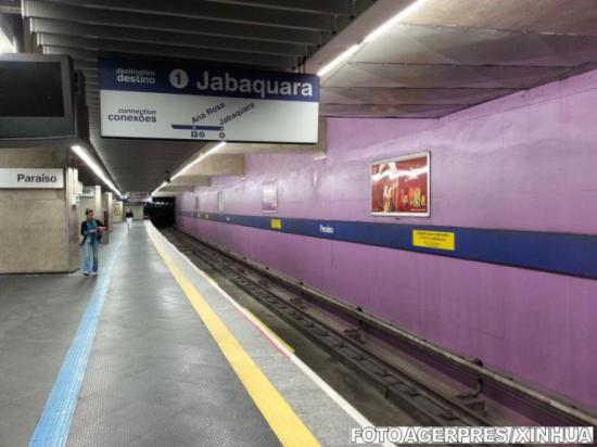 Incidente în Sao Paulo, cu trei zile înainte de startul Cupei Mondiale