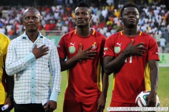 Victorie convingătoare pentru Ghana în ultimul amical înaintea Cupei Mondiale