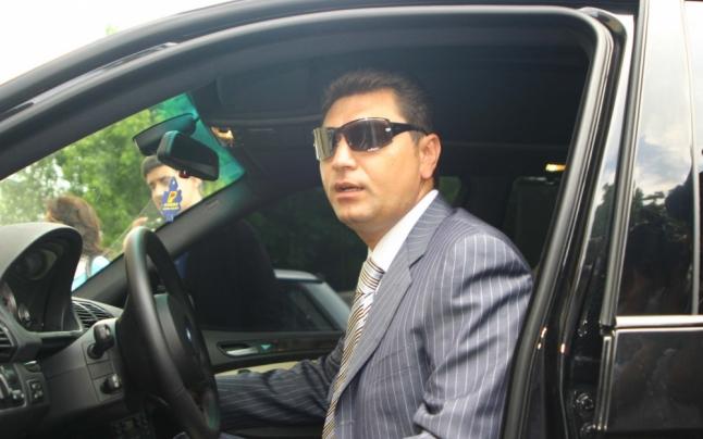 Cristi Borcea, arestatul VIP. Omul de afaceri avea celula cu plasma, aparate de fitness si telefon la discretie
