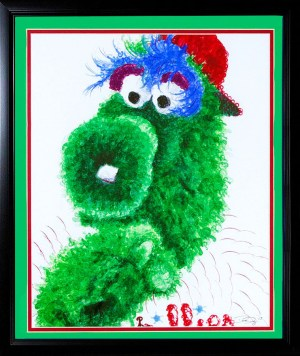 Portrait of a Phanatic