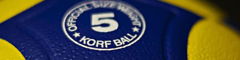 Korfbal-bal-ingezoomd