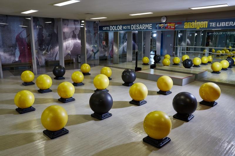 Sportium-Del Valle- Salon-Pilates