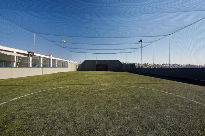 Sportium-Lomas Verdes- Cancha-Futbol