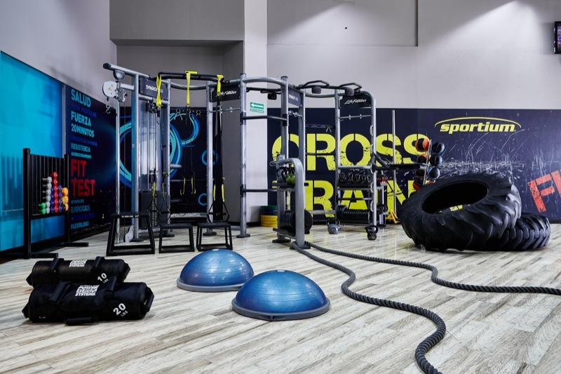 Sportium-Lomas Verdes- Cross Training