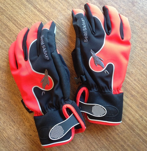 Sealskinz Thermal Performance Road Cycling Gloves - Monty's Road Cycling Clothing Recommendations 2019 (The M-List)