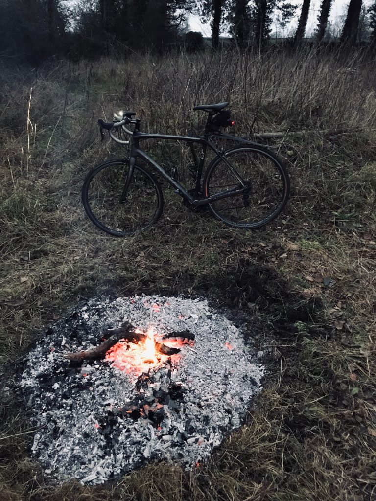 road cycling and bonfires 768x1024 - Cycling Plans For 2019