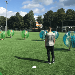 bubbel voetbal 2