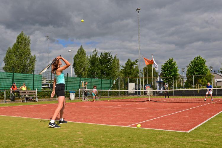 Tenniskamp meivakantie USV Hercules