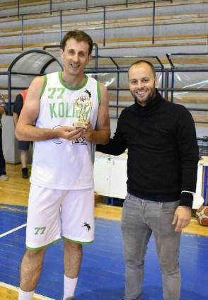 MVP Amateur kupa Slaviša Đukić
