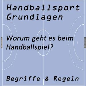 handball grundlagen zum handballsport