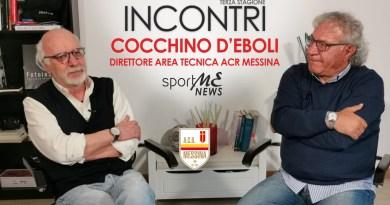 INCONTRI ~ Terza stagione ~ online 1^puntata. Ospite Cocchino d'Eboli DT Acr Messina