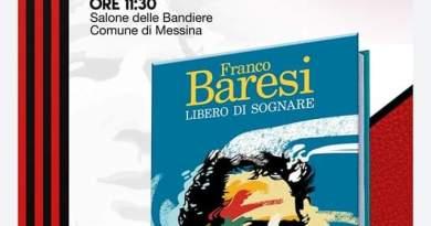 """Libri calcio – Franco Baresi oggi a Messina  con"""" Libero di sognare"""""""