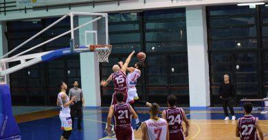 Serie C Gold – Basket School Messina, grande vittoria sulla Vis, passa dalla gioia alla disperazione