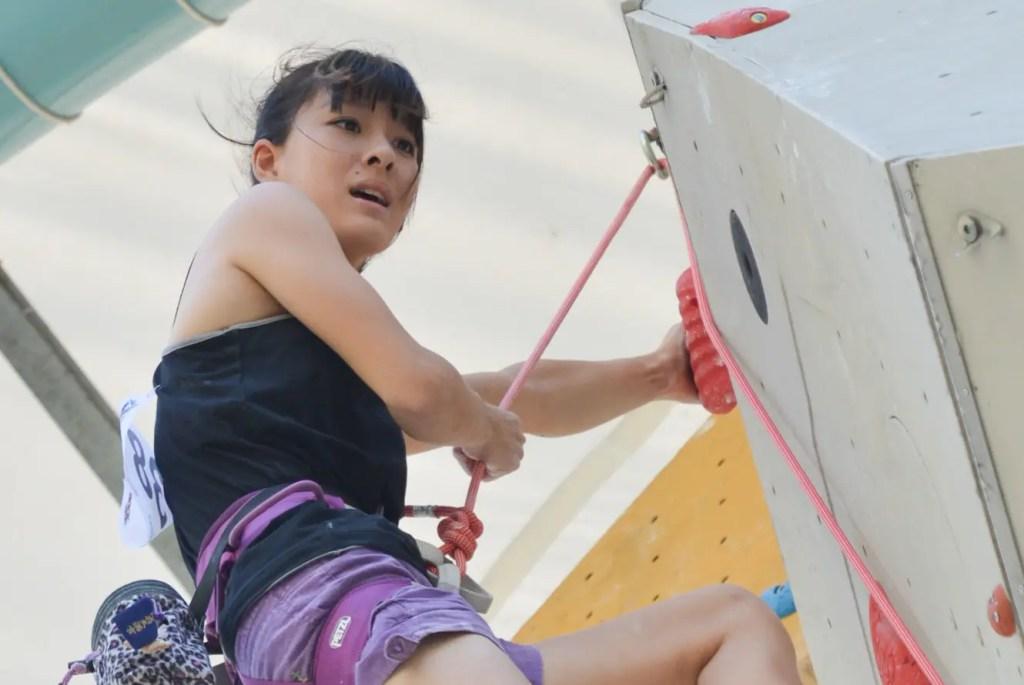 Rock Master 2013: le immagini delle qualifiche per la Lead maschile e femminile