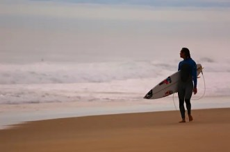 Jordy Smith Au revoir France - O'Neill