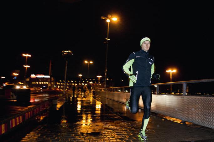 Correre in inverno: giacche e pantaloni Mythos di Gore Running Wear