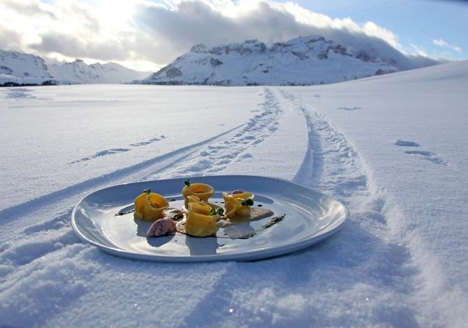 Gourmet Skisafari, le degustazioni sulle piste da sci in Alta Badia