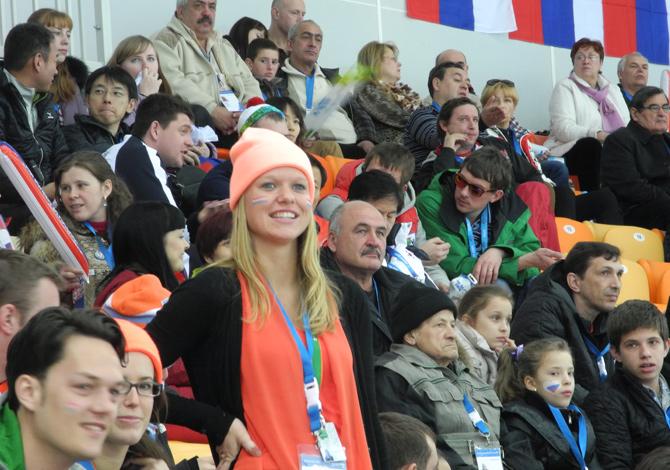 I volti delle Olimpiadi di Sochi