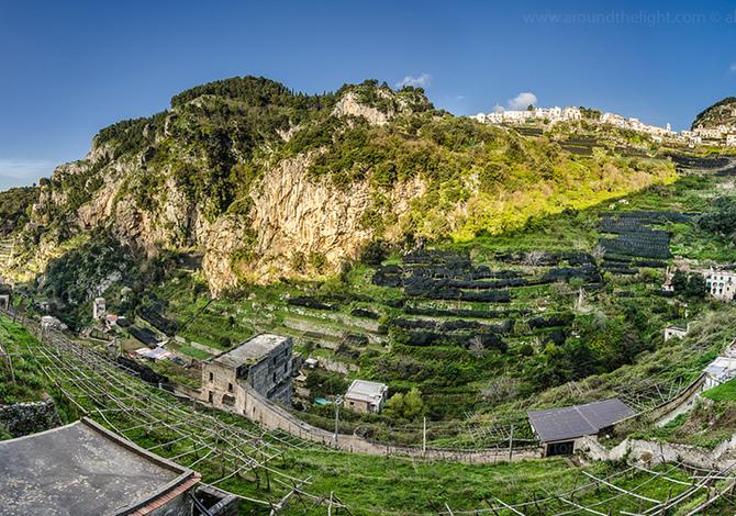 5 sentieri panoramici in Costiera Amalfitana