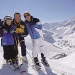 Innsbruck piste sci bambini