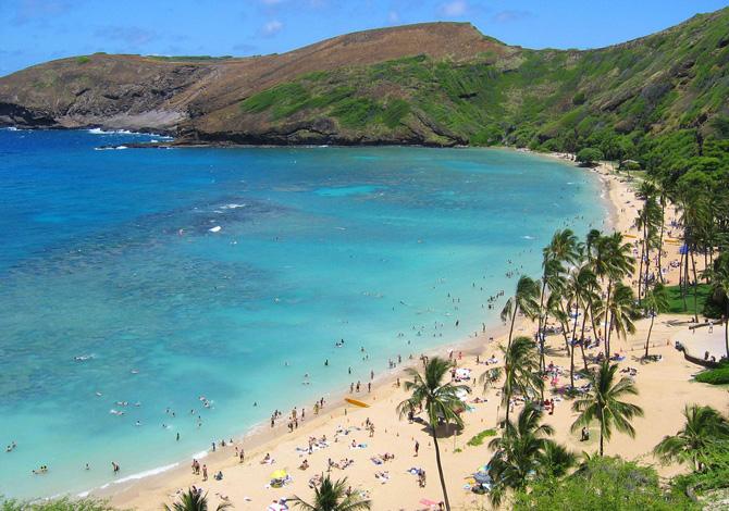 Spiagge da sogno: le 10 acque più limpide del mondo