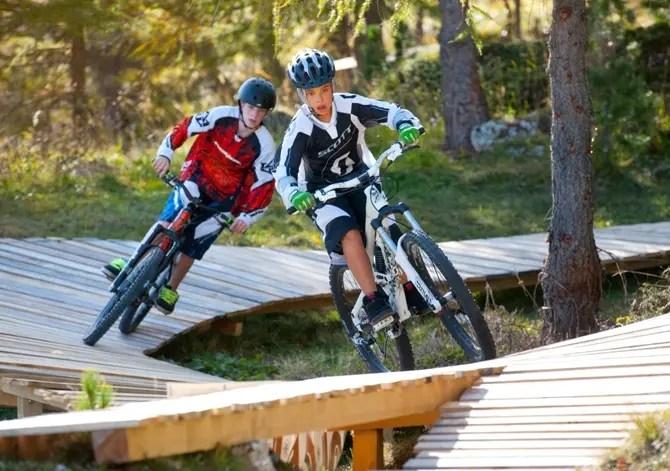 I migliori bike park d'Italia, dalle Alpi alla Basilicata