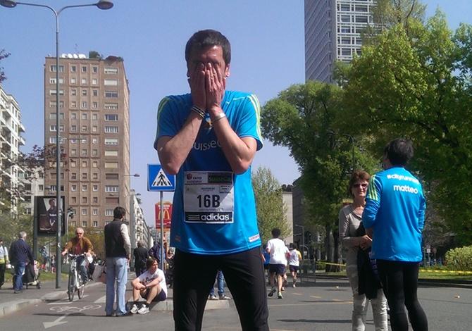 Maratona Milano #cityrunners
