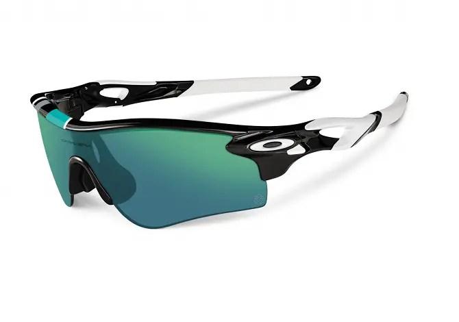 Oakley Radarlock Heritage, i super occhiali per la bici e il running