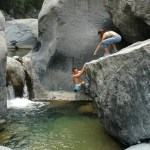 Bouldering Triora Liguria
