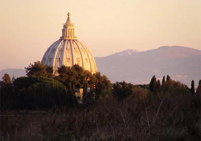 In bicicletta a Roma: il Parco del Pineto
