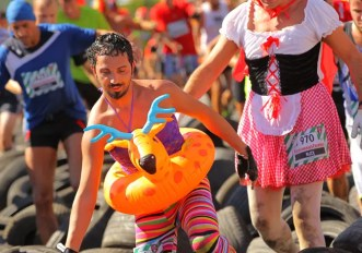 StrongmanRun 2014: siete pronti per la corsa più pazza?