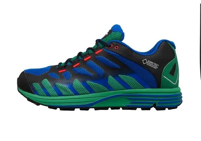 Anteprima: le scarpe con la nuova tecnologia Gore-Tex Surround