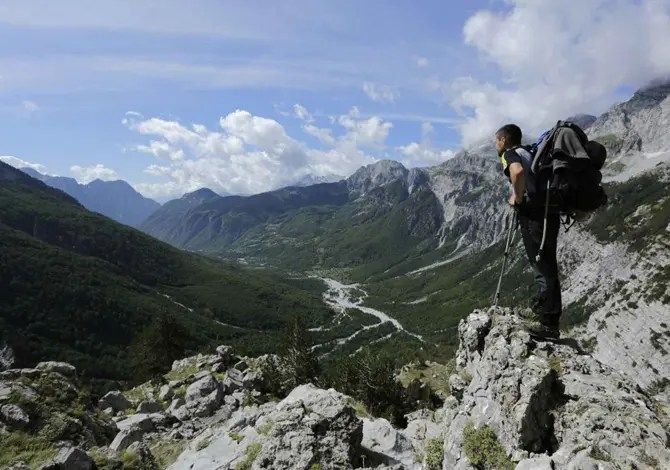 Trekking da fare nella vita: la Via Dinarica