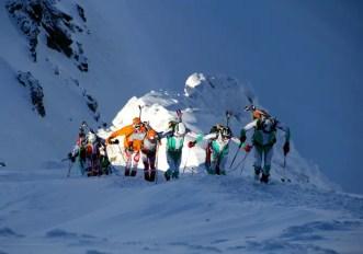 Il nuovo percorso del Trofeo Mezzalama 2015