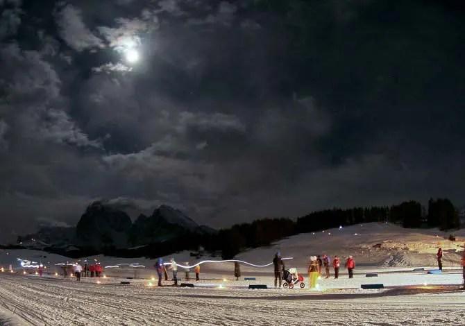 Alpe di Siusi Moonlight Classic