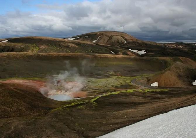 Laugavegur Trekking Islanda
