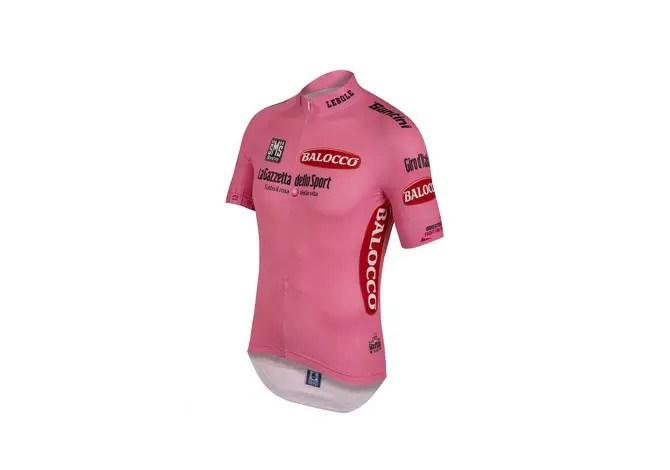 La nuova maglia rosa del Giro d'Italia 2015