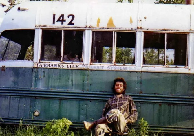 Chris McCandless e il mito di 'Into The Wild'
