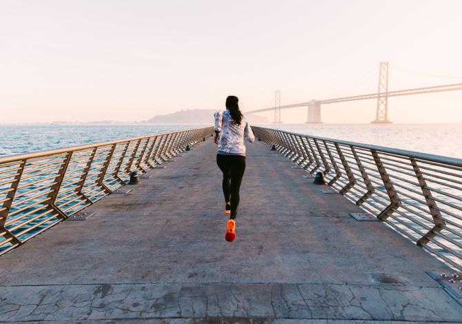 Correre rende più intelligenti - Credits Nike