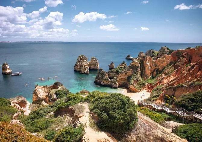 Algarve Praia do Camilo