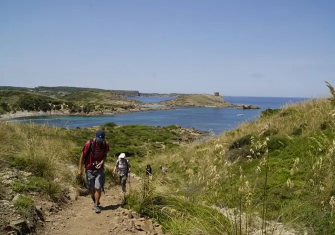 GR223 Cami des Cavalls Turismo Menorca