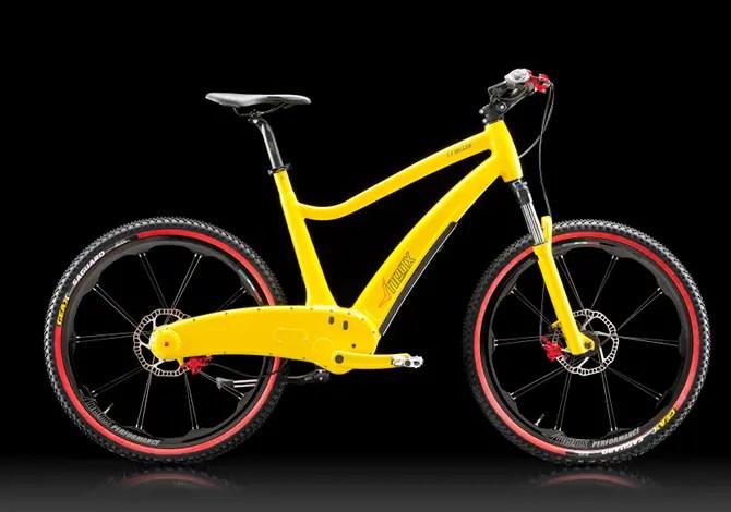 Neox, la nuova e-bike con cambio e antifurto elettronici