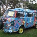 Volkswagen T2 - Credits: Pip Wilson